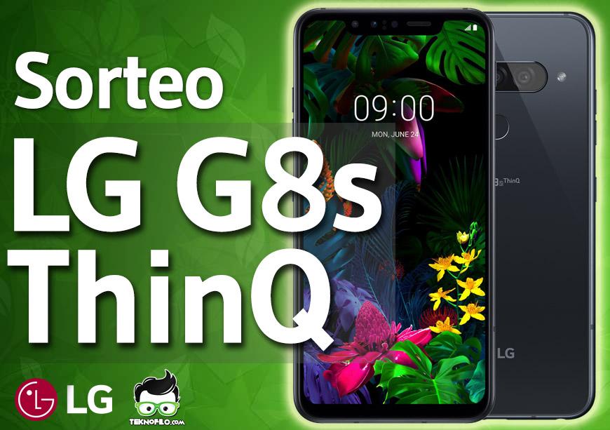 Â¡Sorteo de un LG G8s ThinQ! Giveaway Image