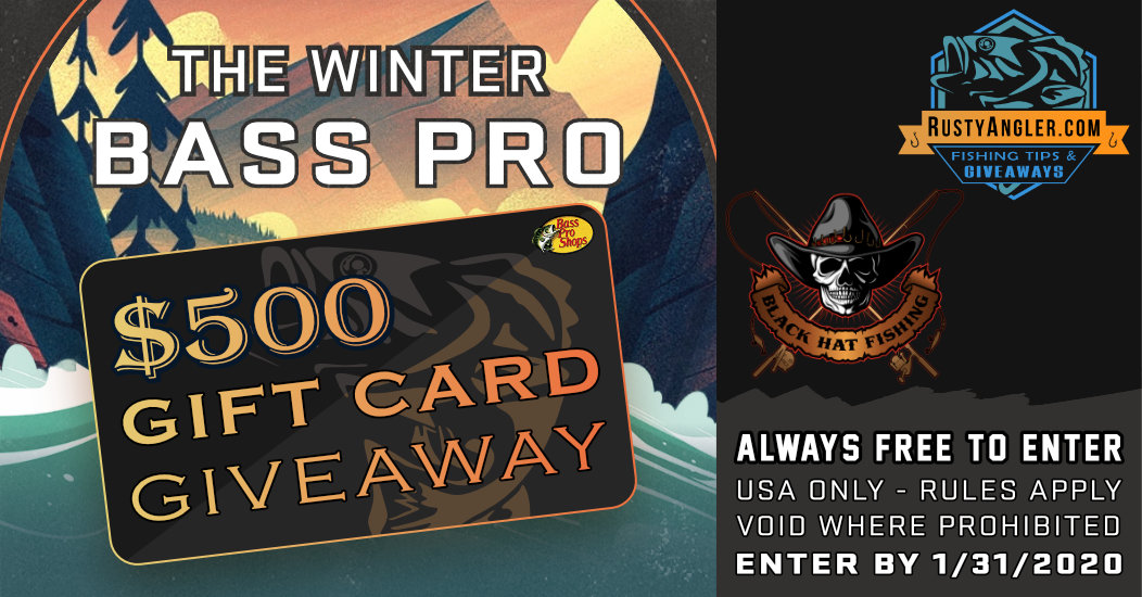 Enter to Win a $500 Bass Pro Gift Card!! Giveaway Image