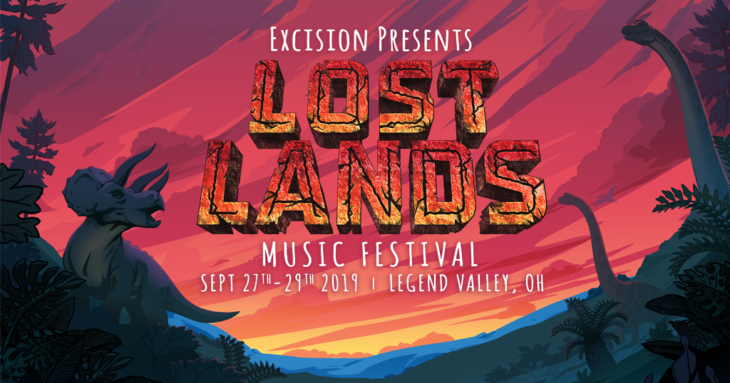 Win 2 free tickets to Lost Lands 2019 Giveaway Image