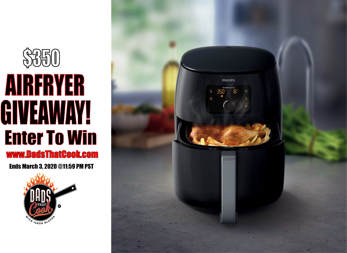 Philips Air Fryer XXL Sweepstakes