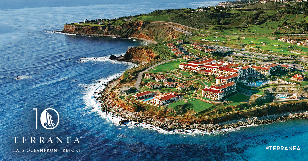Win a $10,000 Grand Prize Stay at Terranea Giveaway Image