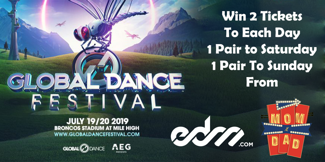 Win 2 Pairs Of Tickets To Each Day Of Global Dance Festival! Giveaway Image