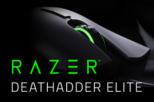 Enter to win a Razer Deathadder Elite Gaming Mouse Giveaway Image