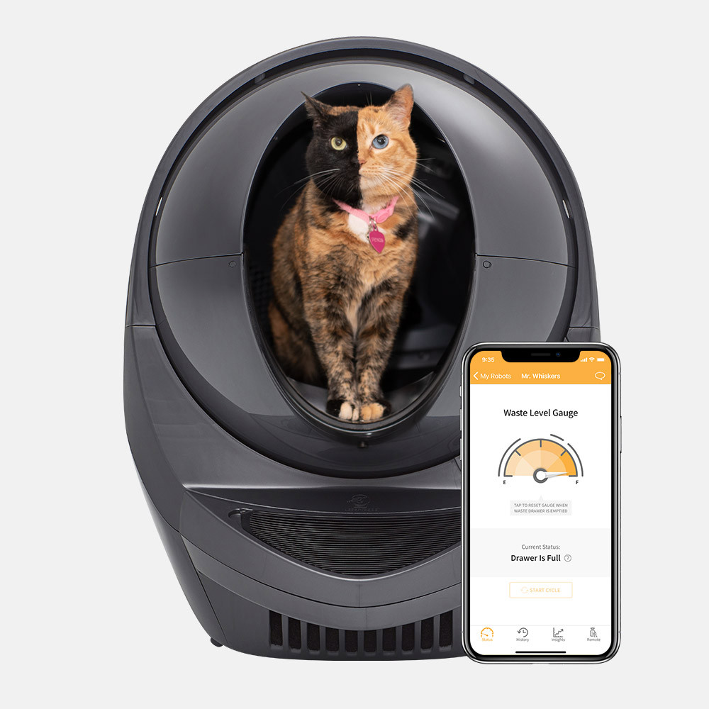 CatCrazyChannel Litter-Robot Giveaway! Giveaway Image