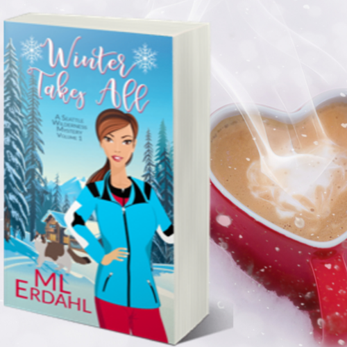 Enter to win a $10 Amazon Gift Card from author ML Erdahl Giveaway Image