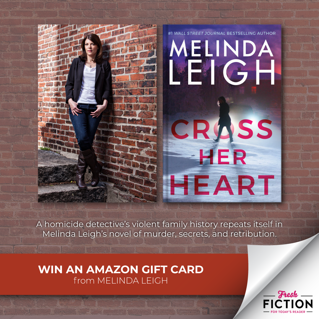 Melinda Leigh - Win a $50 Amazon Card! Giveaway Image