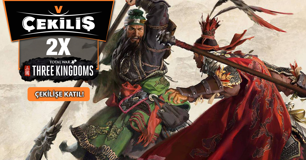 Win Total War: Three Kingdoms 2 Winners Giveaway Image