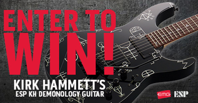 Guitar Giveaway Giveaway Image