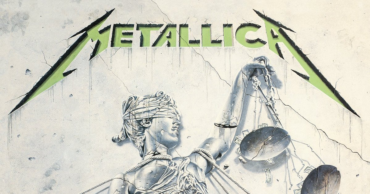 Metallica - ...And Justice For All - Deluxe Box Set Giveaway Giveaway Image