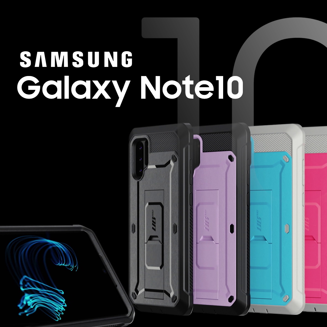 Galaxy Note10+ Giveaway | SUPCASE Giveaway Image